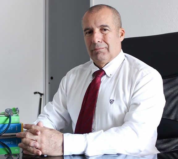 Dr. Emiliano Corrales