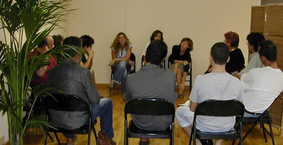 Terapia de grupo en FSYC